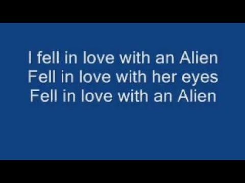 Kelly Family - Fell in love with an alien Lyrics