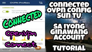 How to create openvpn config - TH-Clip