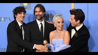 """Lady Gaga's Star Is Born Track """"Shallow"""" Wins Best Original Song 