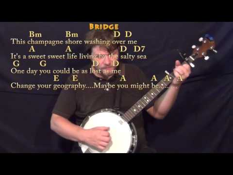 Knee Deep (Zac Brown) Strum Guitar Cover Lesson with Chords/Lyrics ...