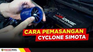 Cara Pemasangan Cyclone & Turbo Ventilator Simota