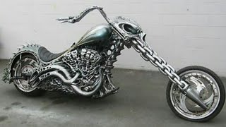 👌 Best Custom Bikes With Chopper Style Harley Davidson