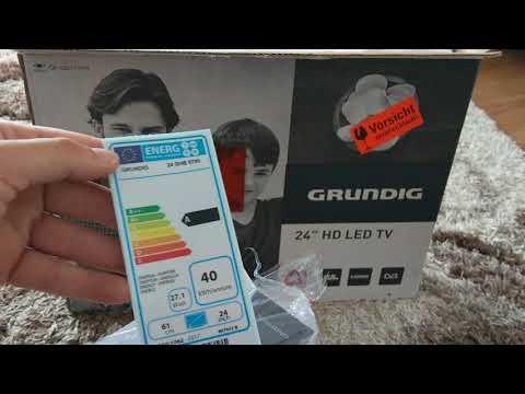 Grundig GHB5700 12V Volt LED TV Fernseher 24