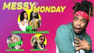 DRAMA ALERT ! ! ! PRETTYMUCH DRAMA, Carmen & Corey vs Nique & King |MessyMonday