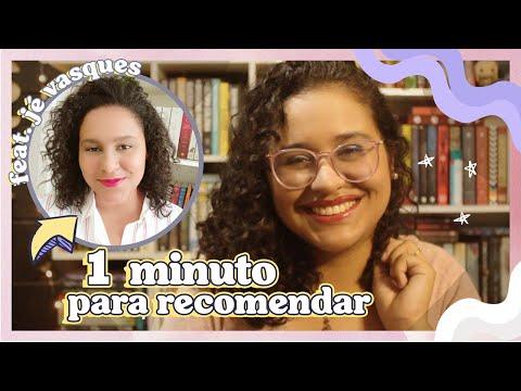 Recomendação em 1 minuto feat. Jé Vasques
