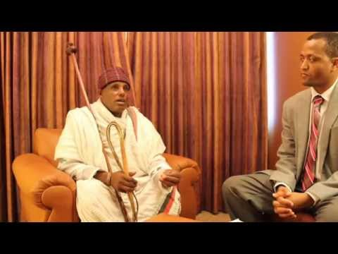 Abbaa Gadaa Bayana Sanbato Robi Interview Part I