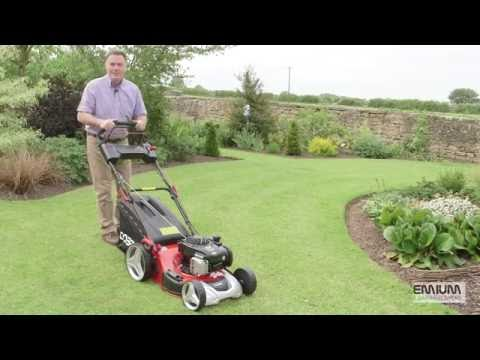 Small Self Propelled Gas and Electric Lawn Mowers