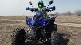 Грибы и квадроциклы, Весенние степи Казахстана