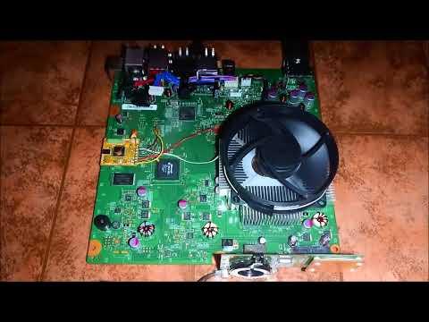 Xbox 360] Xbox 360 Slim Trinity + Corona V1 – RGH 2 0 avec Puce