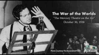 """War of the Worlds"" 1938 Radio Broadcast"