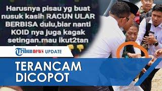 Satu Lagi, Istri TNI Nyinyiri Wiranto, Anggota Kodim Wonosobo Terancam Dicopot dari Jabatan