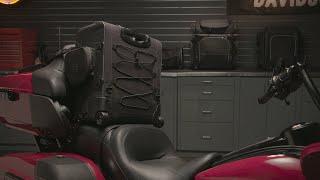 Backseat Roller Bag   Onyx Premium Luggage