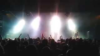 Pascow   Trampen Nach Norden (Live Im Exhaus Trier, 13.09.2014)