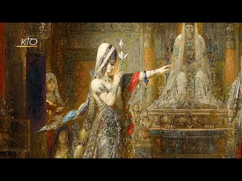 Salomé dansant devant Hérode de Gustave Moreau