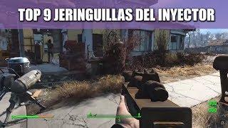 FALLOUT 4 | TOP 9 JERINGUILLAS DEL INYECTOR