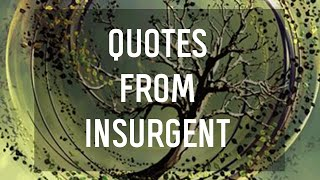 7 Best Quotes From Insurgent By Veronica Roth