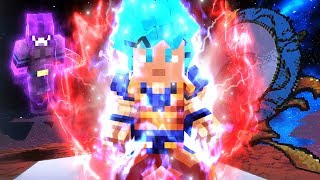 I Transformed into Super Saiyan Blue Kaioken for the First Time in Dragon Block C