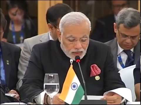 PM Modi's Opening Remarks at an Informal Meet with the BRICS Leaders ahead of G20 Summit