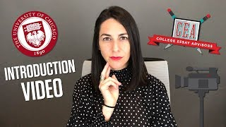 The University of Chicago College Application Video Introduction: What You Need to Know