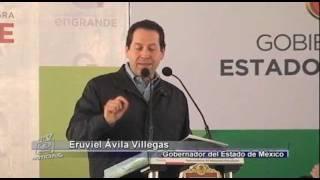 preview picture of video 'Tenancingo, Estado de México. El gobernador entregó equipo de cómputo a escuelas Tv secundarias'