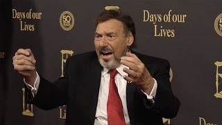 """Joseph Mascolo """"Days of Our Lives 50 Anniversary Party"""" Red Carpet"""