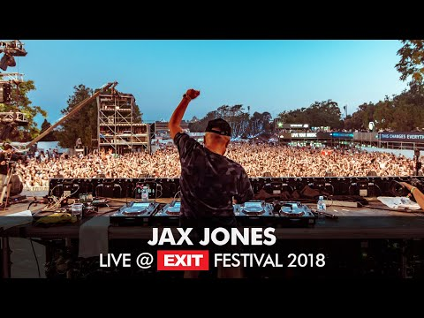 EXIT 2018 | Jax Jones Live @ Main Stage FULL SHOW