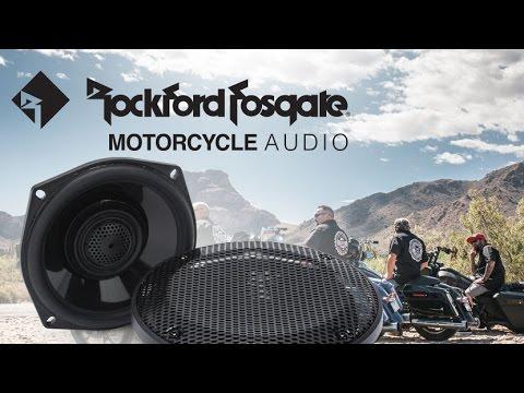 1998-2013 Rear Tour-Pak Speaker Install