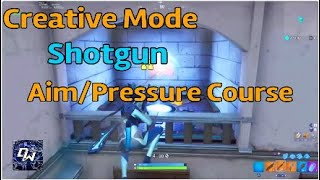 Shotgun Aim Course Fortnite Creative Map Codes