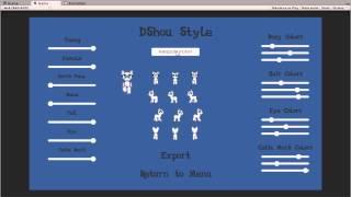 Pony Sprite Generator - PC Gamers - Fimfiction