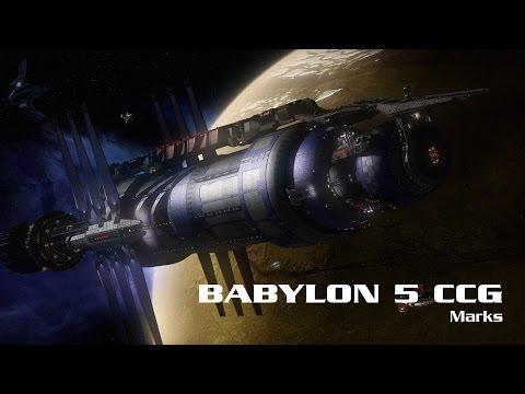 Babylon 5 CCG - Marks