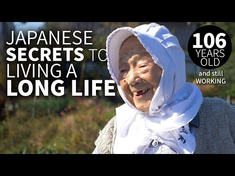 Why Japanese Live So Long  ★ ONLY in JAPAN