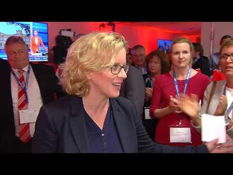 Wahl-Debakel: SPD stürzt in einstelligen Bereich bei Bayerischen Landtagswahl (видео)