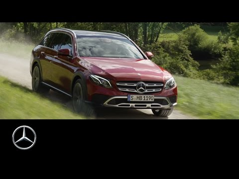 Mercedes-Benz Clase E All-Terrain 2017