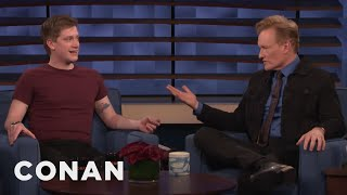 Daniel Sloss Teaches Conan Edinburghs Dark History - CONAN On TBS