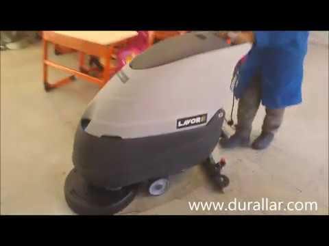 Okul ve Sınıf Temizlik Makinası