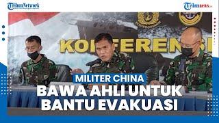 Militer China Bawa Ahli Oseanografi, Hidrografi, & 48 Penyelam untuk Bantu Evakuasi KRI Nanggala-402