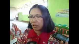 preview picture of video 'wawancara dengan balai POM Kalbar corry panjaitan'