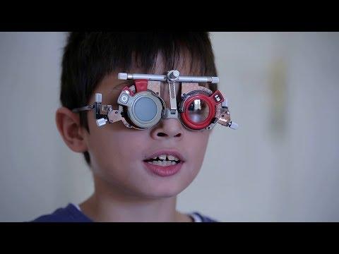 Egyedi látás-helyreállítási technikák