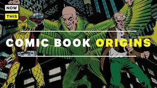 Spider-Man Homecoming Villains   Comic Book Origins   NowThis Nerd