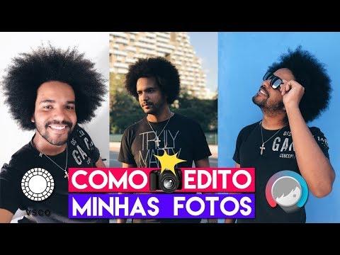 COMO EDITO MINHAS FOTOS DO INSTAGRAM