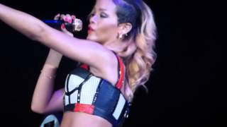 Rihanna   Umbrella   Live At Manchester Arena   16 July 2013   HD