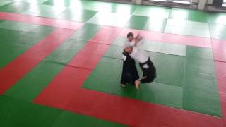 Aikido Seminar - Sensei Jochen Maier 6DAN (HD!)