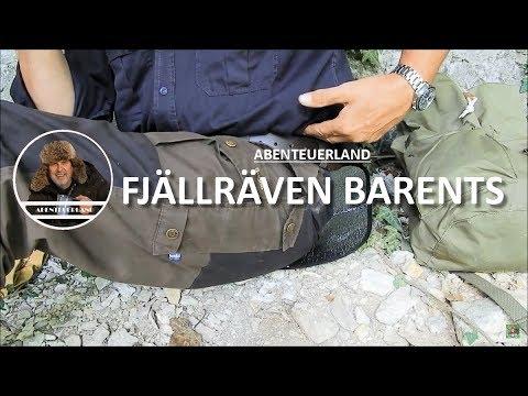 FJÄLLRÄVEN Barents - die macht jedes Abenteuer mit 👣⛺🆒