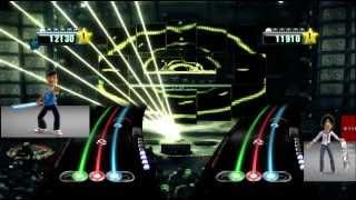 DJ Hero The Jackson 5 (I Want You Back) vs Third-Eye Blind (Semi-Charmed Life) starring Kissy840