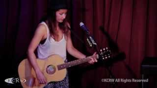 """KT Tunstall performing """"Feel It All"""" Live at KCRW's Apogee Sessions"""
