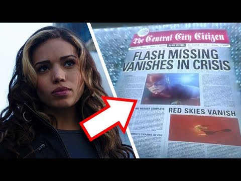 The 2024 Crisis Event is FINALLY Happening? Evidence Explained - The Flash Season 5