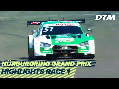 2020年 DTM ニュルブルクリンク レース2 ハイライト動画