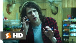American Ultra (110) Movie CLIP   I Just Killed Two Gentlemen (2015) HD