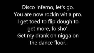 50 Cent - Disco Inferno Lyrics (HQ)