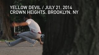 preview picture of video 'Yellow Devil / July 21, 2014 / Crown Heights, Brooklyn'